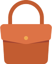 ecommerce, buy, finance, business, bag, cart, shopping icon