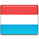 luxembourg, flag icon