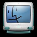 imac,bondi,blue icon