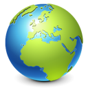 Browser, Earth, Internet, Planet, World icon