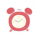 clock, ak icon