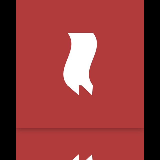 alt, mirror, bookmark icon
