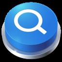 button, search, find icon