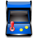 arcade, game, emulator, pack, gaming, package icon
