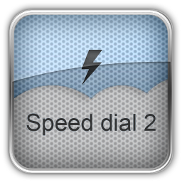 dial, speed icon