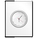 time, history, document, alarm, paper, alarm clock, file, temporary, clock icon