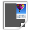 application, mswrite icon