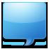 speak, lumaqq, comment, talk, communicate, chat icon