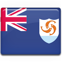 country, anguilla, flag icon