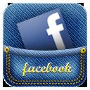 social media, facebook icon