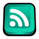 newsfeed,atom icon
