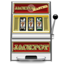 machine, slot, jackpot icon