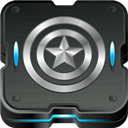 America, Cap, , Shield icon