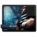 Action, Movies icon