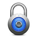 secure, lock, locked, security icon