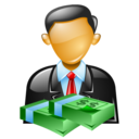 personal, loan icon