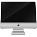 imac, mac, apple, computer icon