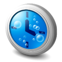 alarm clock, clock, alarm, time, history icon