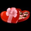 Candybox, Heartshaped icon