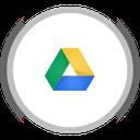 drive, storage, google icon