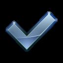 actions dialog ok icon