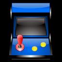 arcade, package, emulator, games icon