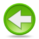 Back, Go, Gtk, Ltr icon