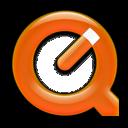 QuickTime Orange icon