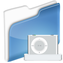 dossier, ipod icon