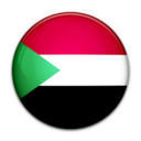 flag,sudan,country icon