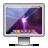 Blaze, Glossy, Light, Of, Screen icon