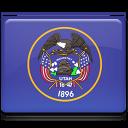 Utah Flag icon