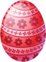 Easter, Egg, Red icon