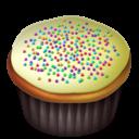 Cupcakes, Vanilla icon