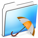 backup, smooth, folder icon