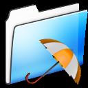 backup, smooth, folder icon