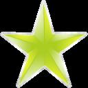 Favorites White Simple Favorites icon