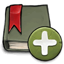 new,bookmark icon