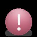 error, warning, alert, wrong, exclamation icon