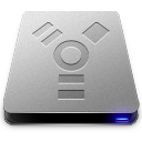 hd, drive, slick, firewire, remake icon