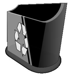 Recycle Bin Green Icon Eico Icon Sets Icon Ninja