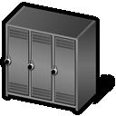 Hot, Locker icon
