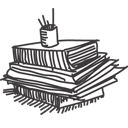 document, file, paper, my document icon