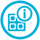 info, app, mb icon