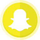 messaging app, conversation, snapchat, snapchat logo icon