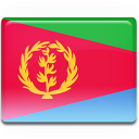 flag, eritrea icon