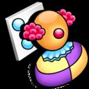 Clown icon