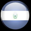 country, salvador, flag icon