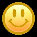 smiley, happy icon