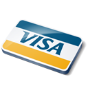 Card, Credit, Payment, Visa icon